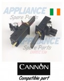 Cannon Carbon Brushes 12-AR-06